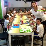 Miss Aloma's class