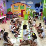 Miss Sheila's class
