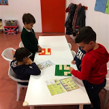 puzzles to learn English playing