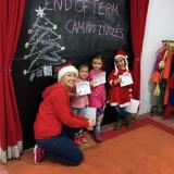 Star prize certificates December 2017