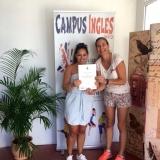 Congratulations Miriam