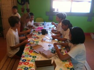 Science workshop - summercamp Malaga