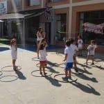 sports at summer camp alhaurin