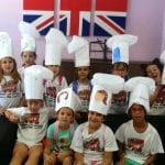 during cookery week