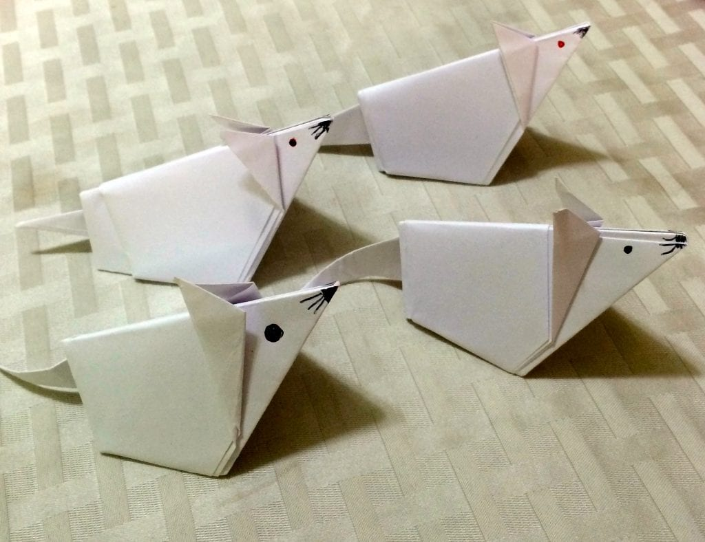 origami-ratoncitos