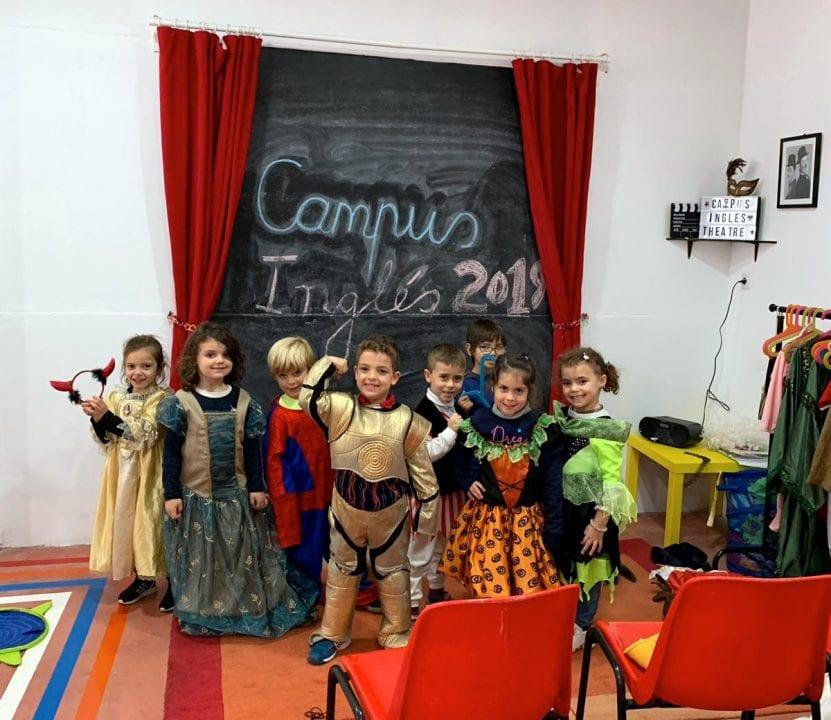 Teatro en carnaval