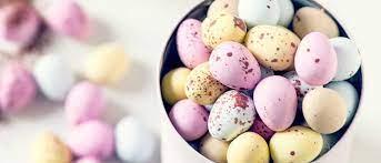 Mini easter egg prizes