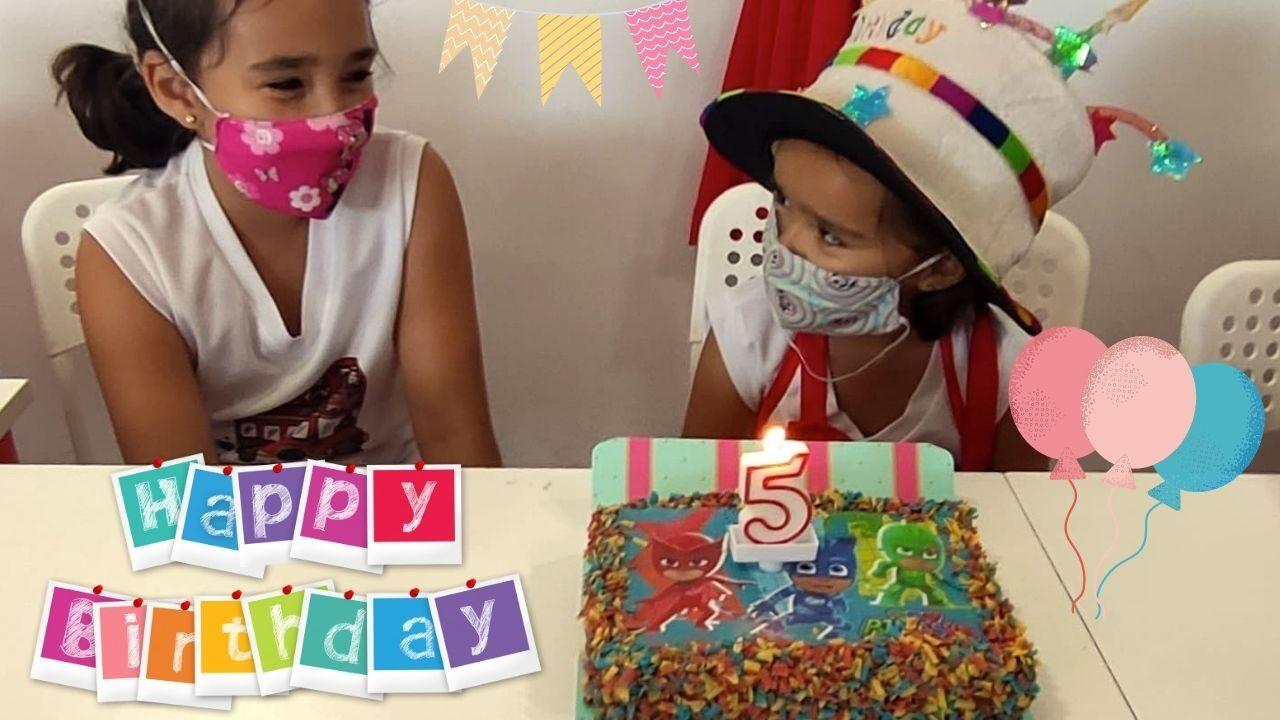 Happy birthday Ainhoa
